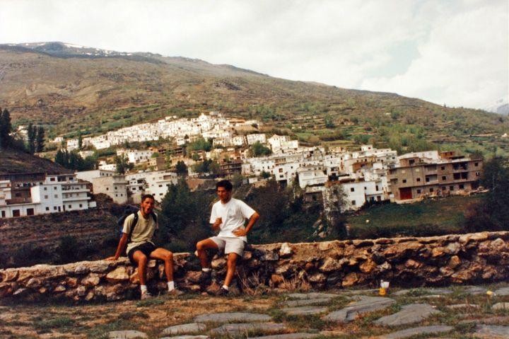 alpujarras village
