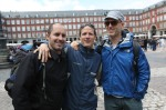 tobin mike clark in madrid