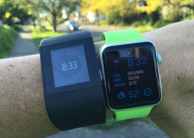 Apple Watch and Surge
