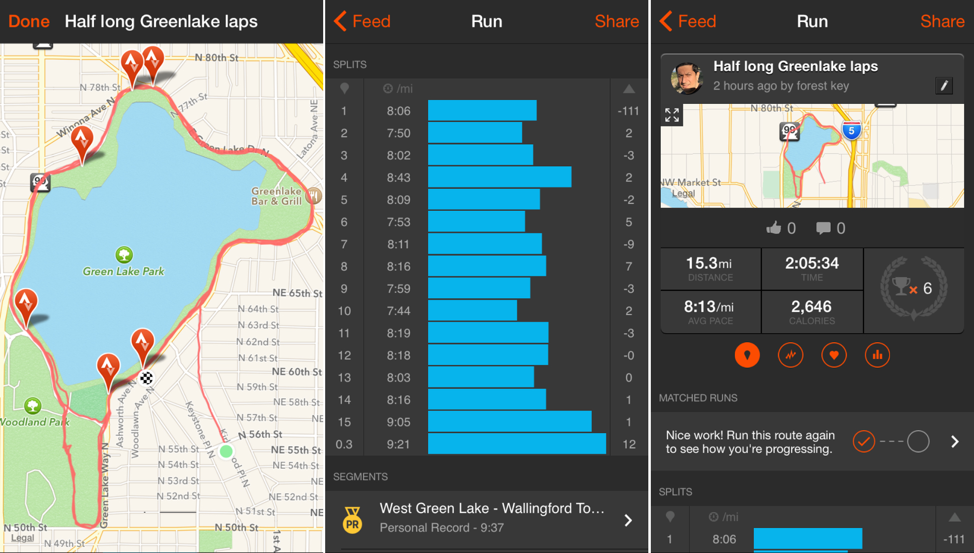 Strava and FitBit Surge ther / Review of Fitbit Surge ... on light magnifier app, running app, map with legend scale title, mio heart monitor app, alarm clock plus app, star chart app, gym hero app, cyclemeter heart app, spark people app, gain fitness app, keeper app,