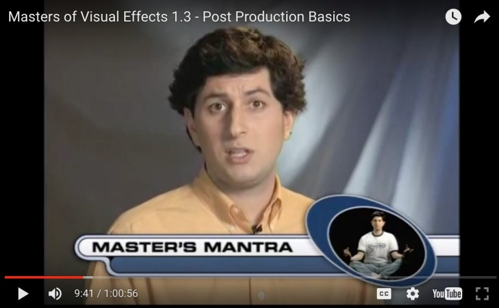 Masters of vfx